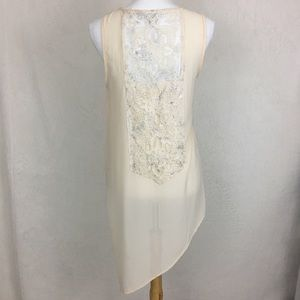Bar lll Lace Top Size Small NWT